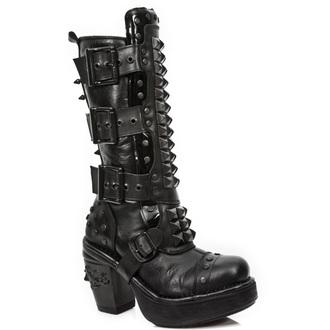 Schuhe NEW ROCK - Itali Negro - Nomada - Charol - M.8342-C8