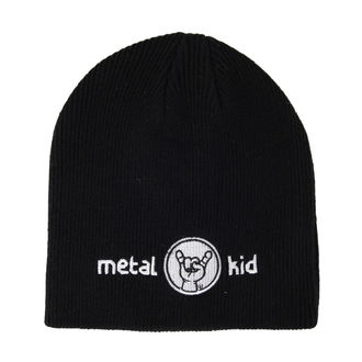 Strickbeanie  Metall-Kids - Metall Kid - Black, Metal-Kids