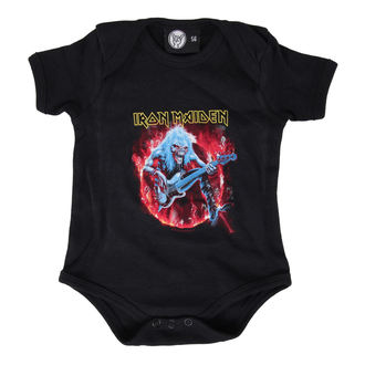 Baby Body  Iron Maiden - FLF - Black - Metall-Kids, Metal-Kids, Iron Maiden