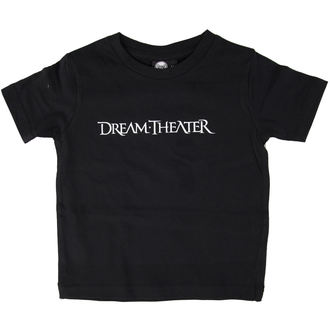 Kinder T-Shirt  Dream Theater - Logo - Black - Metall-Kids, Metal-Kids, Dream Theater