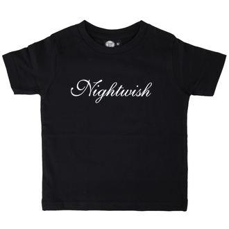 Kinder T-Shirt  Nightwish - Logo - Black - Metall-Kids, Metal-Kids, Nightwish