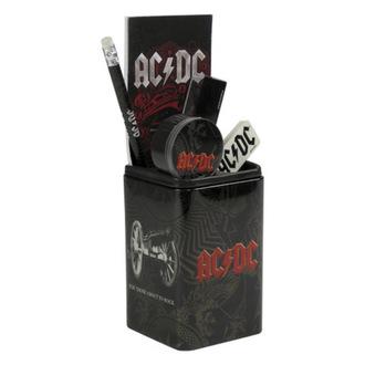 Set schreibmaschine vorräte AC/DC, DF, AC-DC