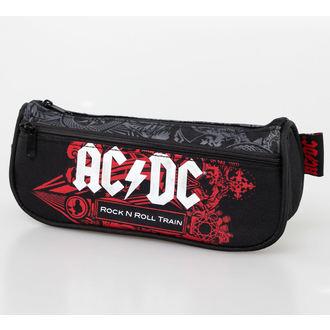 (Schüleretui) AC/DC, DF, AC-DC