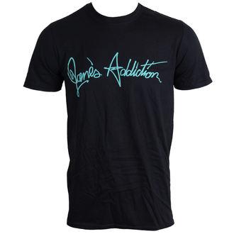 Herren T-Shirt Jane's Addiction - Logo - LIVE NATION - BESCHÄDIGT, LIVE NATION, Jane's Addiction