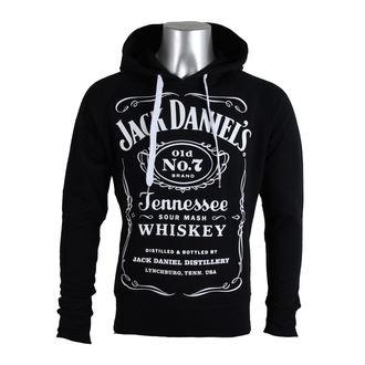 Herren Hoodie  Jack Daniels - Black, JACK DANIELS
