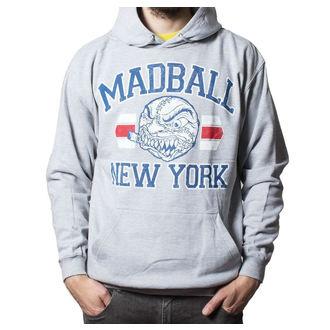 Herren Hoodie  Madball - Giants - BUCKANEER - Grey, Buckaneer, Madball