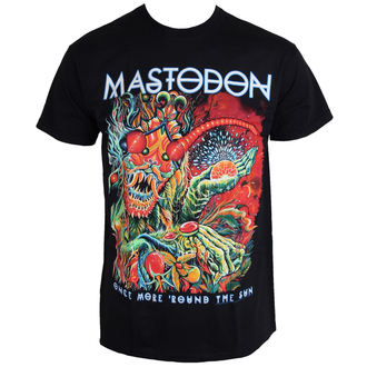 Herren T-Shirt Mastodon - OMRTS Album - ROCK OFF, ROCK OFF, Mastodon