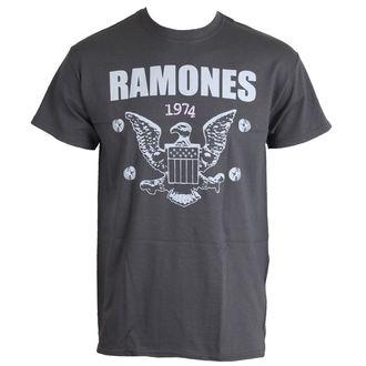Herren T-Shirt Ramones - 1974 Eagle - ROCK OFF, ROCK OFF, Ramones