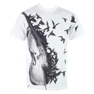 Herren T-Shirt  ALISTAR - Bass - White, ALISTAR