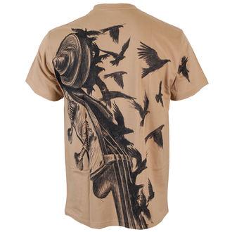 Herren T-Shirt  ALISTAR - Bass - Beige, ALISTAR