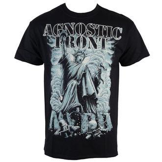 Herren T-Shirt  Agnostic Front - Frontsdale - Black - RAGEWEAR, RAGEWEAR, Agnostic Front