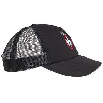 Cap D.R.I.. Logo - Black - RAGEWEAR, RAGEWEAR, Dirty Rotten Imbeciles