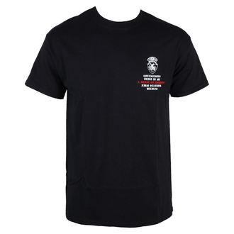 Herren T-Shirt  Terror - Überzeugung - Black - RAGEWEAR, RAGEWEAR, Terror