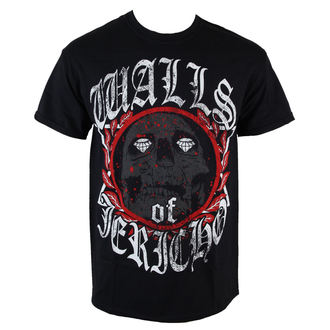 Herren T-Shirt  Walls Of Jericho - Diamont Skull - RAGEWEAR, RAGEWEAR, Walls of Jericho