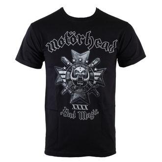 Herren T-Shirt  Motörhead - Bad Magic - Blk - ROCK OFF, ROCK OFF, Motörhead
