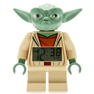 Wecker Lego Star Wars - Yoda
