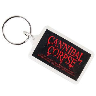 Schlüsselanhänger Cannibal Corpse  - Logo, C&D VISIONARY, Cannibal Corpse