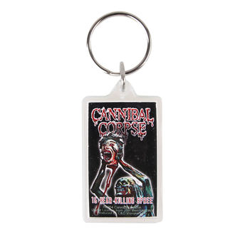 Schlüsselanhänger Cannibal Corpse  - Spree, C&D VISIONARY, Cannibal Corpse