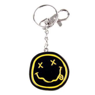 Schlüsselanhänger Nirvana - Smiley, C&D VISIONARY, Nirvana