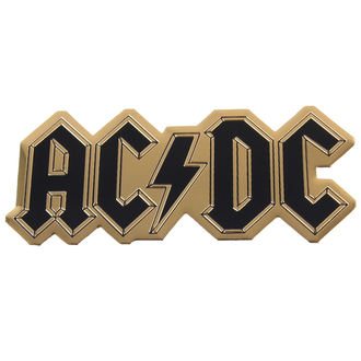 Aufkleber klein AC/DC - Logo, C&D VISIONARY, AC-DC