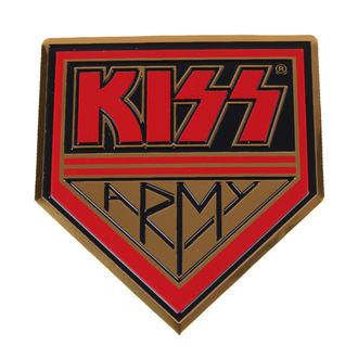 Aufkleber klein Kiss - Army, C&D VISIONARY, Kiss