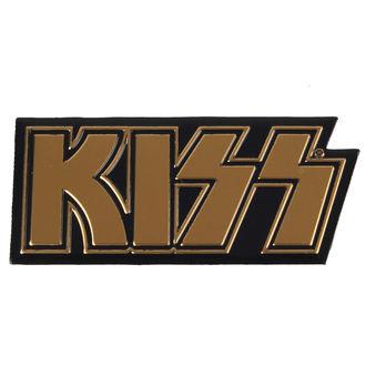 Aufkleber klein Kiss - Logo, C&D VISIONARY, Kiss