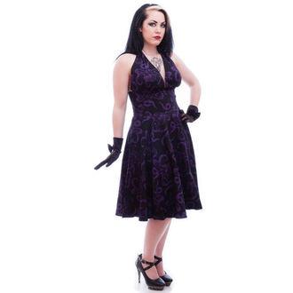 Frauenkleidung NECESSARY EVIL - Feronia 50s - Black - NE48004L2