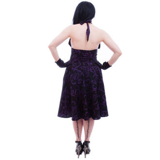 Frauenkleidung NECESSARY EVIL - Feronia 50s - Black, NECESSARY EVIL