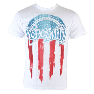 Herren T-Shirt  Aerosmith - Flag - AMPLIFIED, AMPLIFIED, Aerosmith