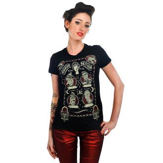 Damen T-Shirt  TOO FAST - Horror Nation