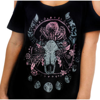 Damen T-Shirt  (Top) TOO FAST - Cosmic Cow, TOO FAST