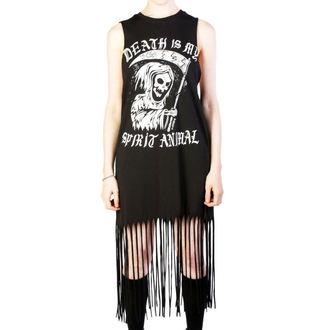 Frauenkleidung DISTURBIA - Spirit  Animal - Black, DISTURBIA