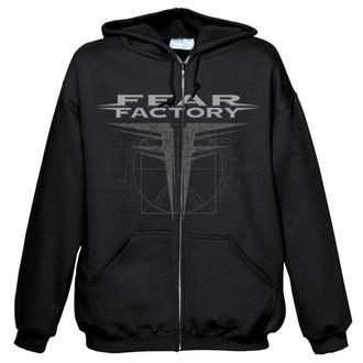 Herren Hoodie  Fear Factory - GNXS - NUCLEAR BLAST, NUCLEAR BLAST, Fear Factory