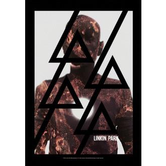 Fahne Linkin Park - Living - Burn It, HEART ROCK, Linkin Park