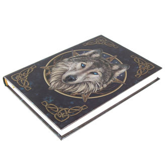 Notizblock Embossed Journal The Wild One