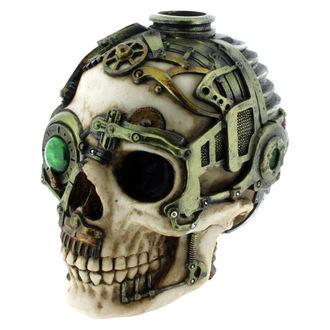 Leuchter (Dekoration) Steampunk Skull - B1479D5