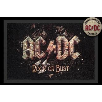 Fußmatte AC/DC - Rock or Bust - ROCKBITES, Rockbites, AC-DC