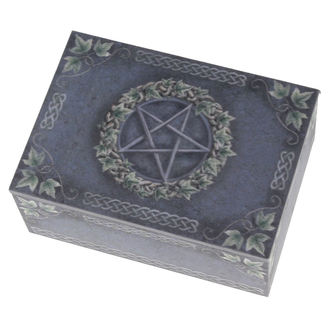 BOX (Dekoration) Tarot Pentagram