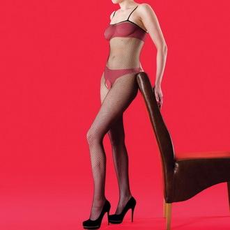 Body Kleidung aus Netz LEGWEAR - Fishnet Body - Black, LEGWEAR