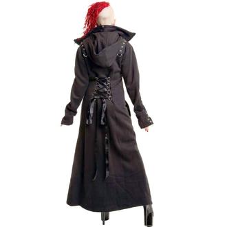 Damen Mantel POIZEN INDUSTRIES - Raven, POIZEN INDUSTRIES