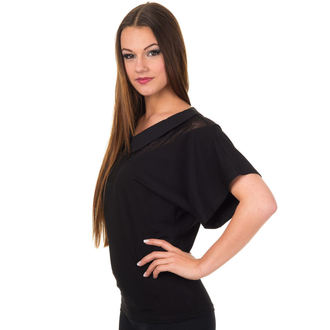Damen T-Shirt  (Top) BANNED - Black, BANNED