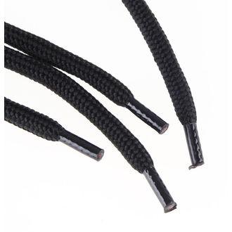 Schnürsenkel 10 Loch - Black, STEEL