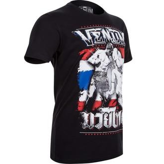 Herren T-Shirt  VENUM - Thai Chok - Black, VENUM