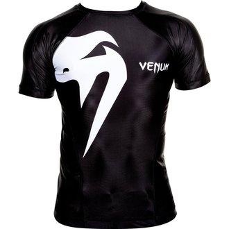 Herren T-Shirt  (Thermo) VENUM - Giant Rashguard - Black, VENUM