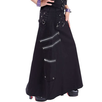 Kilt Damen DEAD THREADS  - Black, DEAD THREADS