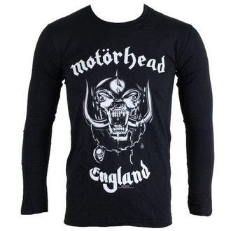 Herren Langarmshirt  Motorhead - England - BRAVADO EU - MHEADLST03MB, BRAVADO EU, Motörhead