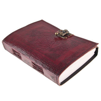 Notizblock Pentagram Leather Journal