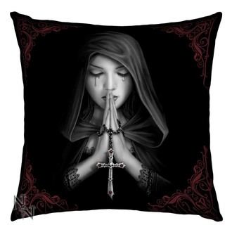 Kissen ANNE STOKES - Cushion Gothic Prayer, ANNE STOKES