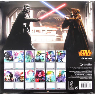 Kalender  2016  - Star Wars, NNM