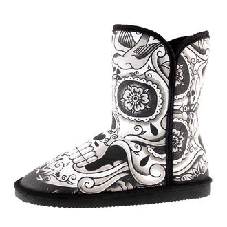 Damenschuhe (Filzstiefel) IRON FIST - Sugar Daddy Fugg - IF003798